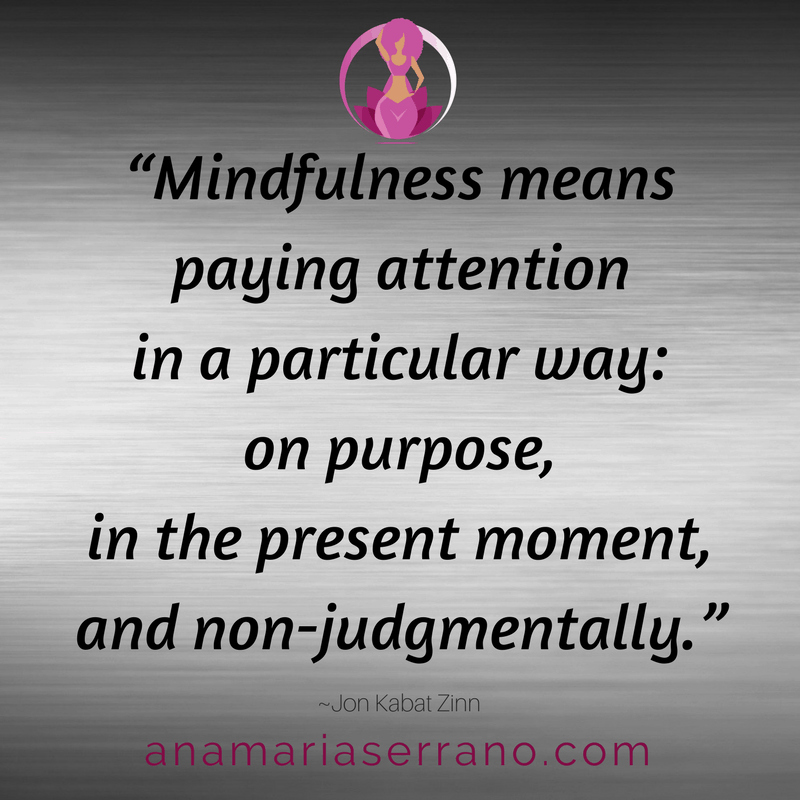 mindfulness definition